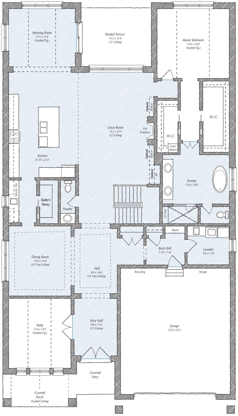 The Birmingham Floorplan